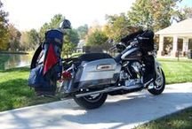 GOLF Rack for Motorcycles