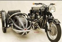 SIDECARS / When two wheels, becomes THREE!