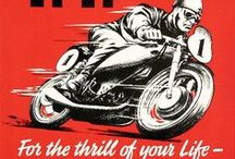 Motorcycle POSTERS & ART / Our love for the artistry of the ride.