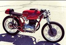 PARILLA Motorcycle