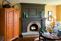 MANTLE / Lianos Group - Fireplace Mantle