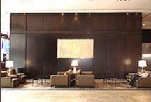 HOTEL / Lianos Groups hotel custom cabinetry, millwork fabrication; design and construction projects.