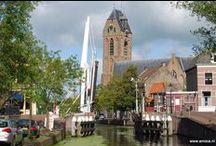 Oudewater bekijken / Wat valt er te bekijken in Oudewater aan musea, monumenten, kerken, kunst?