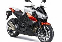 KAWASAKI Z1000 Motorcycle / Photos of the venerable meaty sexy Z1000