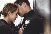 Divergent/ Insurgent/ Allegiant