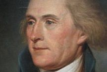 Thomas Jefferson / Their life / by Cindy Snyder