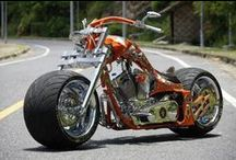 FAT Tire Motorcycle