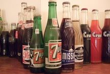 Pepsi products / Pepsi dr pepper. 7up reg & diet past & present stuff / by Cindy Snyder