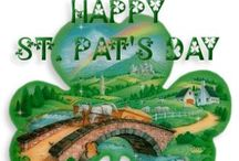St Patrick Day / All about holiday past-present history / by Cindy Snyder