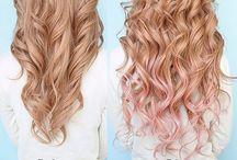 Hair. / Hair