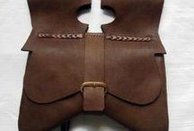 Pouches / Purses / Bags (tasakok, tárcák)