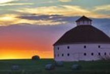 Indiana Barns / Here are some of Indiana's most beautiful barns!