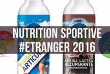 Sports nutrition World #innovation 2016 / Présentation des principales innovations en nutrition  sportive à l'étranger
