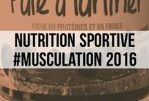Nutrition sportive  #Musculation Innovations 2016 #France / Innovations françaises en nutrition sportive pour la musculation