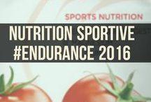 Nutrition  sportive #Endurance Innovations 2016 #France / Présentation des principales innovations francaises en nutrition sportive pour les sports d'endurance