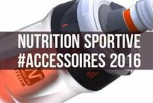Nutrition  sportive accessoires 2016 / Innovations pour l'#hydratation du sportif 2016