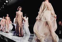 runway. / Runway // women's fashion style // fashion show // aesthetic