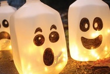 DIY Halloween / Recipes, tutorials, decorating inspiration, and more for All Hallows Eve. / by Chrissy