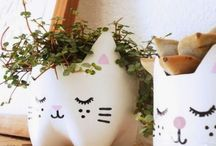 creature comforts / cat inspired home decor