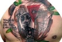 Tattoos & Designs / by Jenna Jones