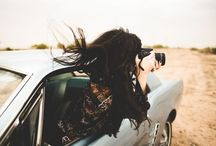 behind the lens / by nikki strawbs