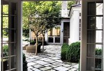 OUTDOOR SPACES / by Jodi Fleming