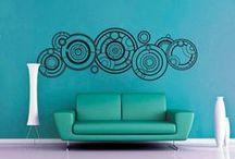 Interiores, decoracion y muebles