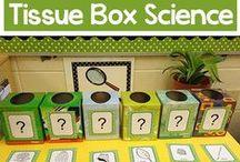 Rincón de Ciencias / Science Centers /Science Stations ideas