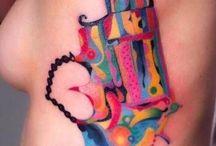Rib Tattoo / by Melanique DeVeaux