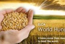 ELCA World Hunger / ELCA World Hunger is a comprehensive and sustainable program that uses multiple strategies to address the root causes of hunger and poverty.
