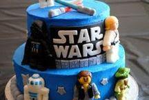Cakes Starwars  / Starwars Cakes