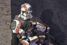 <<<Starwars>>> Clones