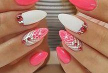 Inspirace na nehty /// Nails