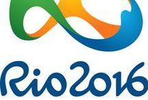 <<<Olympics Logo>>> / by Mario Afonso