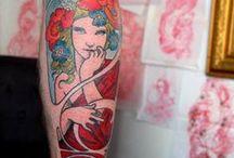 Tattoos by Benjo San / www.benjosan.com