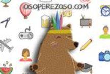 Oso Perezoso / Vector Graphics for a Marketing Blog I had