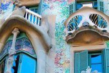 Antoni Gaudí (architecture)