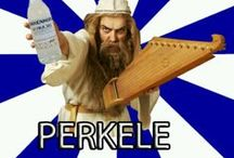 """Suomi Finland Perkele! / My lovely home country, Finland. """"Perkele"""" is a powerful Finnish word. Wikipedia explains it nicely: """"Perkele"""" is an alternative name of Ukko, the chief god of the Finnish pagan pantheon. In modern Finnish, the interjection """"perkele!"""" is a common profanity, approximately equivalent to """"the Devil!"""" in meaning and """"fuck!"""" in intensity."""