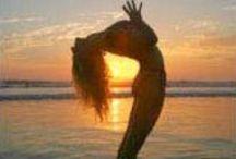 ☯ Yoga! ✶ / asana, breath, bneding, tight, movement in meditation