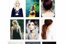 """Hair / """"Life is too short to have boring Hair"""" / by Everythings rosie"""