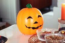 Halloween / Decoration lighting for Halloween.