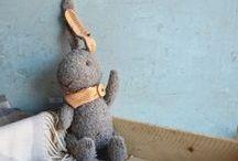 toys by [Teri Lin] / Доска работ созданных мной (toys, teddy, crochet)