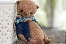 [teddy & dolls]