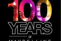 100 years of maybelline Ny