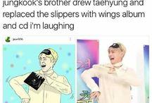 BTS Memes / 방탄소년단
