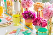 Shindigs and Soirees / The best place on Pinterest to look for party ideas, decor, food and arrangements