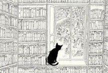 beloved black cat