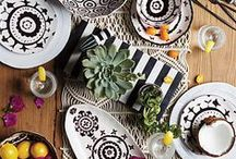 black + white / black and white home decor, fashion, kids items and cat items