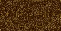 The Contours Edition / Creative Wedding Indian Invite Package