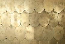 INSPIRATIONS: materials / Luxury materials research for bespoke offices.